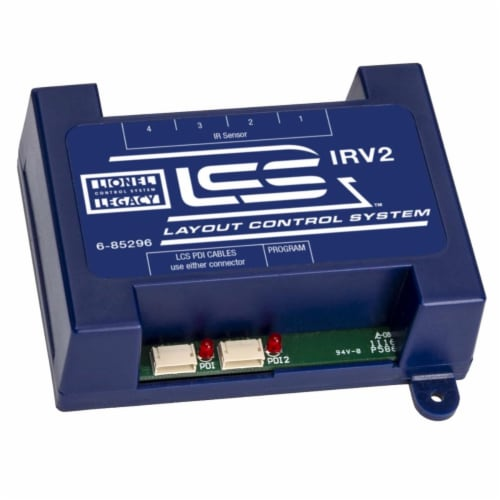 Lionel LNL85296 LCS SensorTrack 2 IRV2 Perspective: front