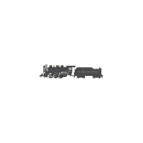 Bachmann BAC50405 NYC USRA 0-6-0 No. 221 New York Central Model Train Perspective: front