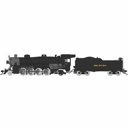 Bachmann BAC54307 HO Scale Northern Pacific 2-8-2 No. 611 Model Train Perspective: front