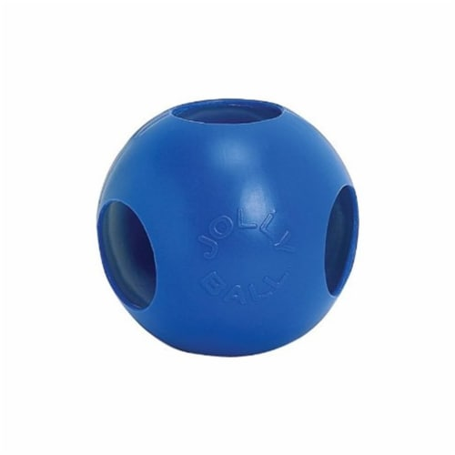 Jolly Pets 2218-PU-6 Fun Ball, Purple - 6 in. Hamster Perspective: front