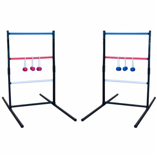 University Games UG-53901 Double Ladderball Game Perspective: front