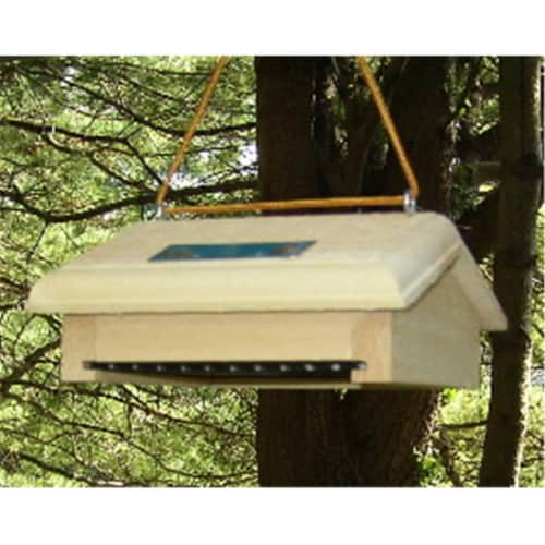 Coveside Upside Down Hanging Suet Feeder by Coveside Perspective: front