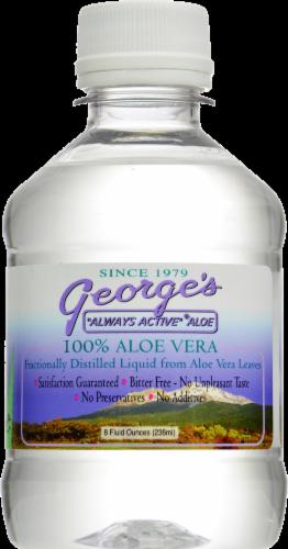 George's Always Active Aloe Vera Perspective: front
