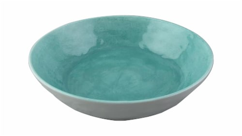 TarHong Coupe Serve Bowl - Turquoise Perspective: front