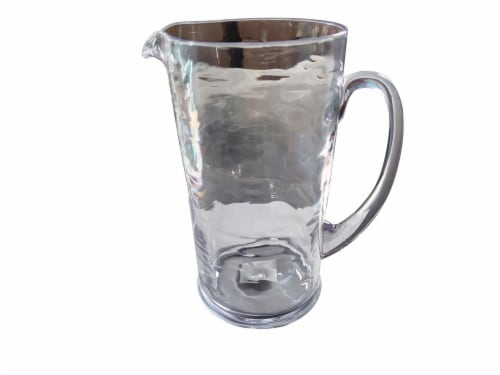 TarHong Acrylic Clear Pitcher Perspective: front
