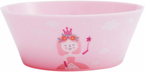 TarHong Princess Cereal Bowl - Pink Perspective: front