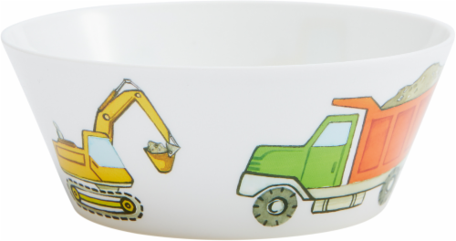 TarHong Trucks Cereal Bowl - White Perspective: front