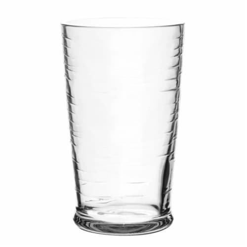 Tarhong PCOJM230JCC 23 oz Cordoba Jumbo, Set of 6 - Clear Perspective: front