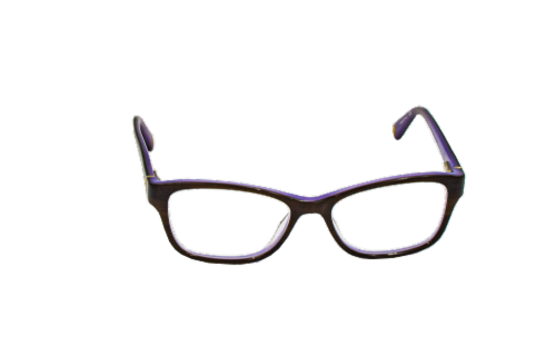 James Paul Products 2.50 Diopter Reading Glasses Perspective: front