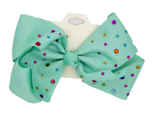 James Paul Products Bow on Clip Strip Perspective: front