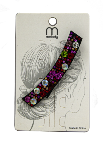 James Paul Products Ladies' Colorful Hair Pin Perspective: front