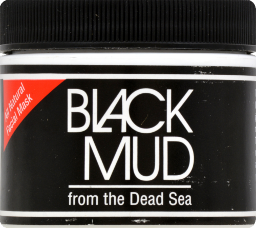 Sea Minerals Black Mud from the Dead Sea Perspective: front