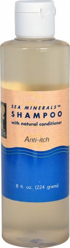 Sea Minerals Anti-Itch Shampoo with Conditioner Perspective: front