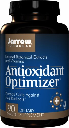 Jarrow Formulas  Antioxidant Optimizer® Perspective: front