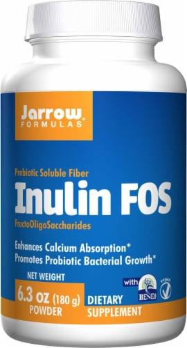 Jarrow Formulas  Inulin FOS FructoOligoSaccharides Perspective: front