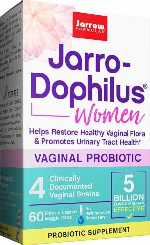 Jarrow Formulas Jorro-Dophilus Women's Vaginal Probiotics Perspective: front
