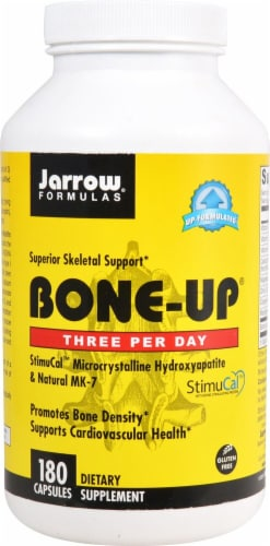 Jarrow Formulas  Bone-Up® Three Per Day Perspective: front
