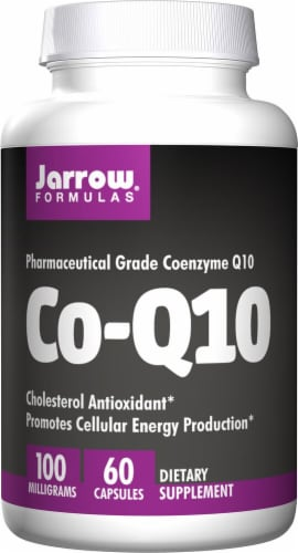 Jarrow Formulas  Co-Q10 Perspective: front