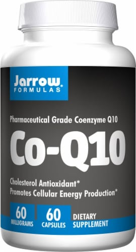 Jarrow Formulas  Co-Q10 Perspective: front