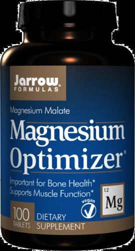 Jarrow Formulas Magnesium Optimizer Perspective: front