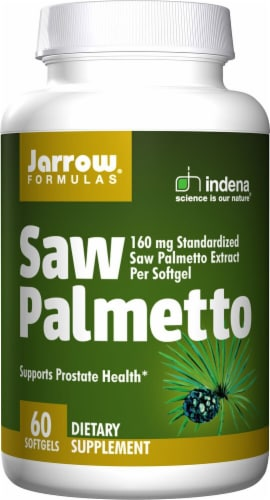 Jarrow Formulas  Saw Palmetto Perspective: front