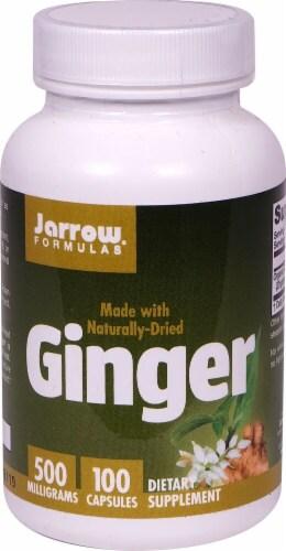 Jarrow Formulas  Ginger Perspective: front