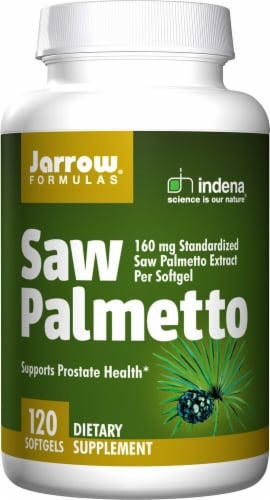 Jarrow Formulas  Saw Palmetto Perspective: front