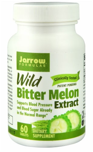 Jarrow Formulas  Wild Bitter Melon Extract Perspective: front