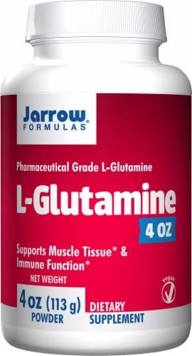 Jarrow Formulas  L-Glutamine Perspective: front