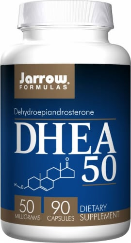 Jarrow Formulas  DHEA 50 Perspective: front