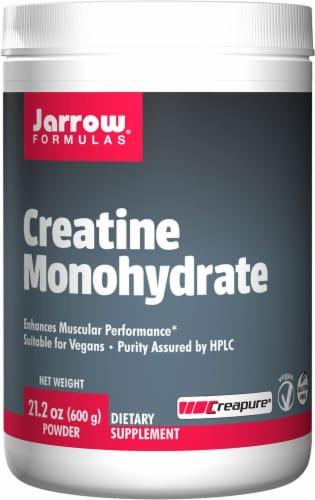 Jarrow Formulas  Creatine Monohydrate Perspective: front