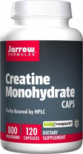Jarrow Formulas  Creatine Monohydrate Caps Perspective: front