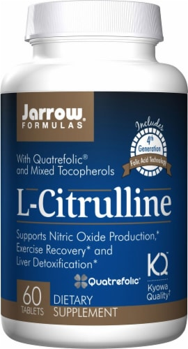 Jarrow Formulas  L-Citrulline Perspective: front