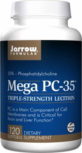 Jarrow Formulas  Mega PC-35™ Perspective: front