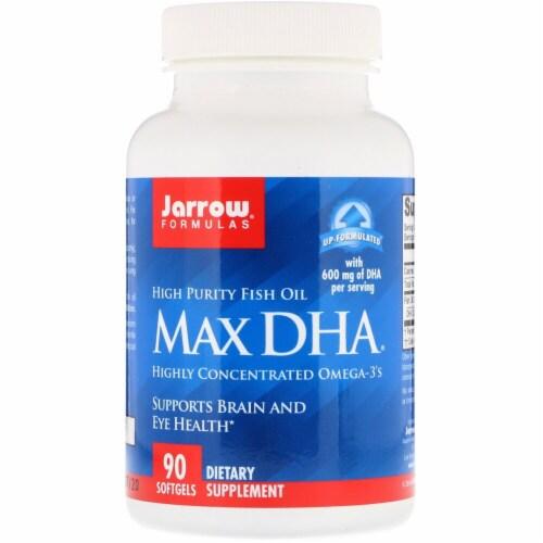 Jarrow Formulas  Max DHA® Perspective: front