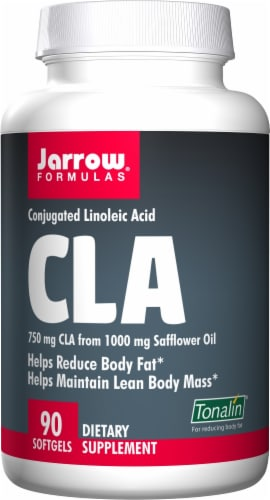 Jarrow CLA Softgels Perspective: front