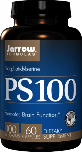 Jarrow Formulas  PS 100 Phosphatidylserine Perspective: front