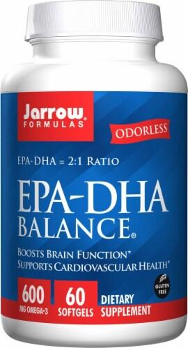 Jarrow Formulas  EPA DHA Balance® Perspective: front