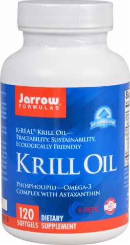 Jarrow Formulas  Krill Oil Perspective: front