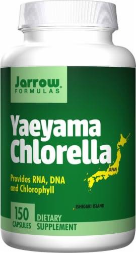Jarrow Formulas  Yaeyama Chlorella Perspective: front