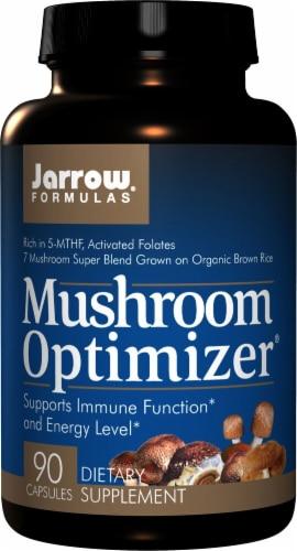 Jarrow Formulas  Mushroom Optimizer® Perspective: front