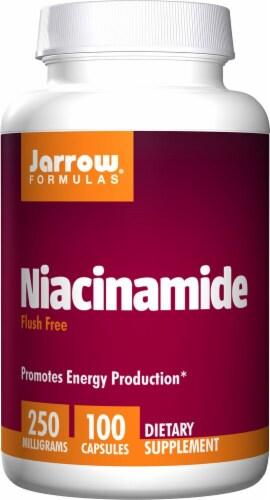 Jarrow Formulas  Niacinamide Flush Free Perspective: front