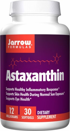 Jarrow Formulas  Astaxanthin Perspective: front