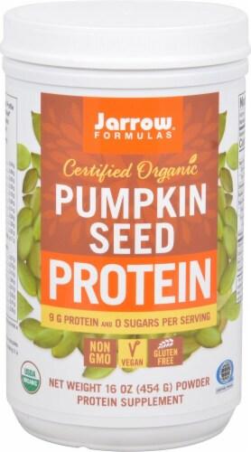 Jarrow Formulas  Organic Pumpkin Seed Protein Perspective: front