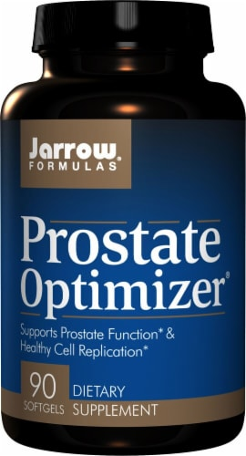 Jarrow Formulas  Prostate Optimizer® Perspective: front