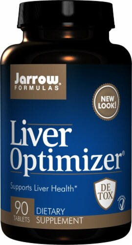 Jarrow Formulas  Liver Optimizer™ Perspective: front