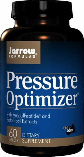 Jarrow Formulas  Pressure Optimizer® Perspective: front