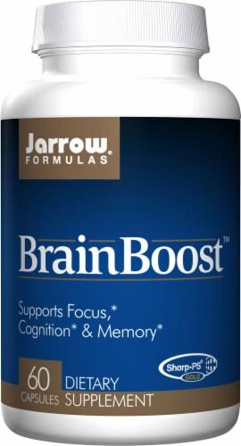 Jarrow Formulas  BrainBoost™ Perspective: front