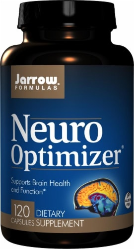 Jarrow Formulas Neuro Optimizer Capsules Perspective: front