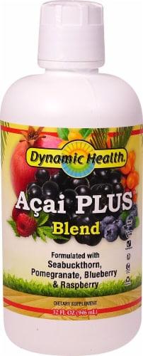 Dynamic Health Acai Plus Blend Perspective: front